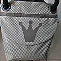 sacs à poussette canne
