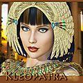 Kleopatra et chrysalid brien