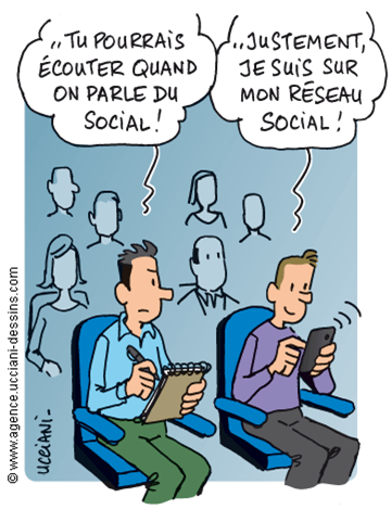 Le monde des réseaux sociaux