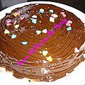 Gâteau au chocolat sans beurre christophe felder
