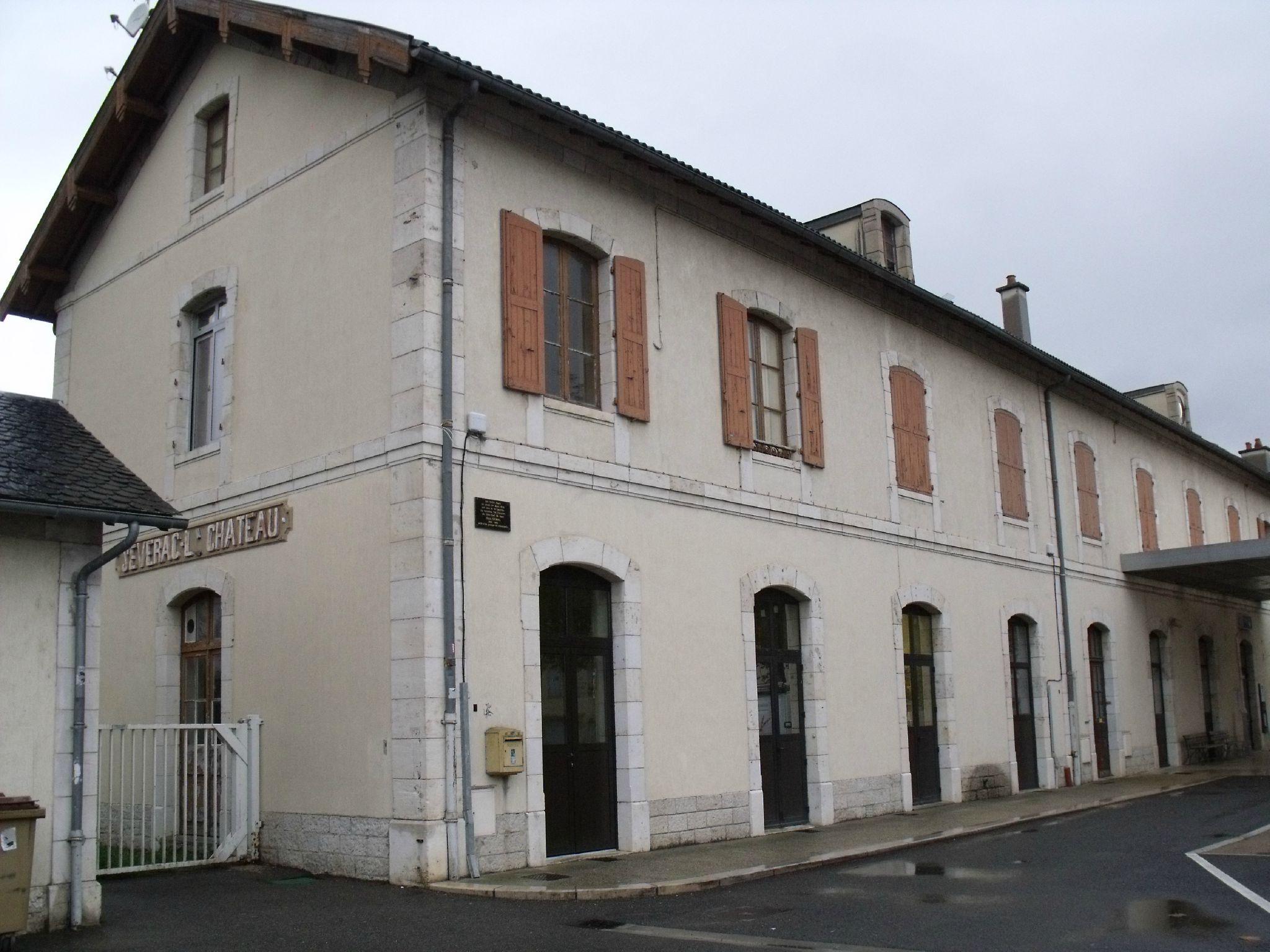 Séverac-le-Château (Aveyron - 12) 1