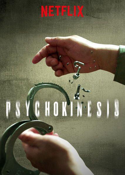 Psychokinesis poster