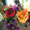 Couleurs d'été pour fleurs d'illusion
