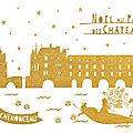 Noël au pays des châteaux – chenonceau (1/13)
