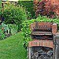 Mes petites protégées du jardin en juin 2016...