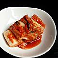Kimchi aux huîtres