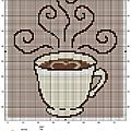 café marron