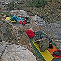 Bivouac côte Est de Skopelos — P1010422