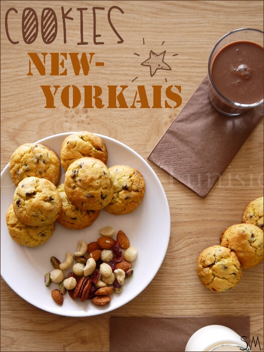Cookies New-Yorkais 1
