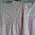 chemises de nuit haut