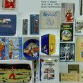 Collection tintin hergé un stand dédié pour illzach les 13 et 14 novembre