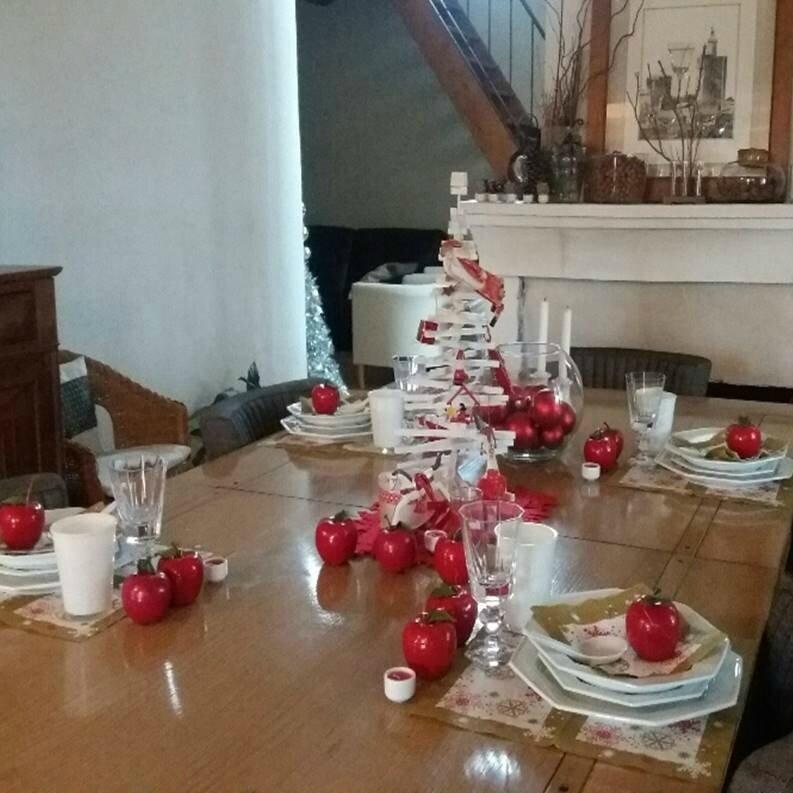 Table de Noël #25 décembre#