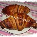 Croissants au beurre de c. felder