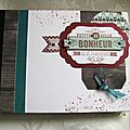 ALBUM BULLES DE BONHEUR