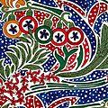 Meg's Garden multicolore