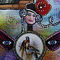 Art journal love to love # 2