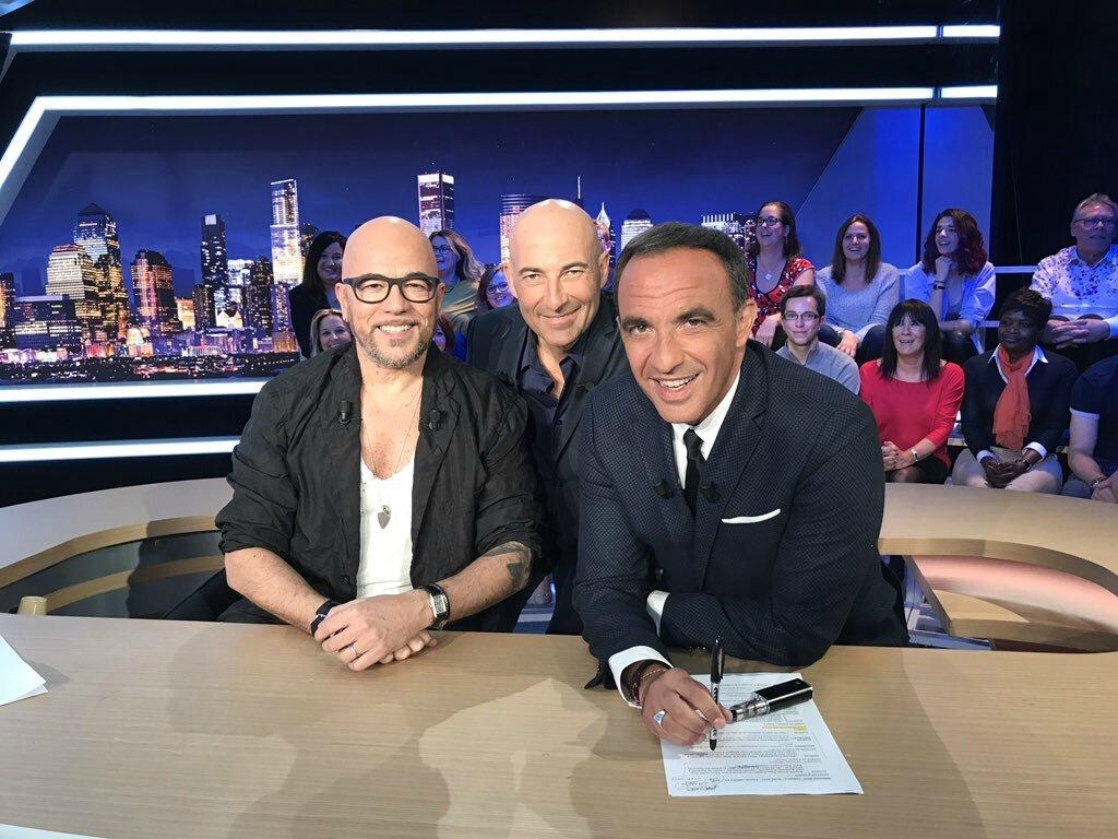 """[REPLAY] Pascal Obispo invité de """"C'est Canteloup"""" le 5 mai 2017 sur TF1"""