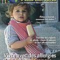 Article sur les dangers des metaux lourds dans le magazine