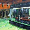 la solitude d'Hopper
