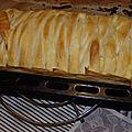 Tresse à la raclette