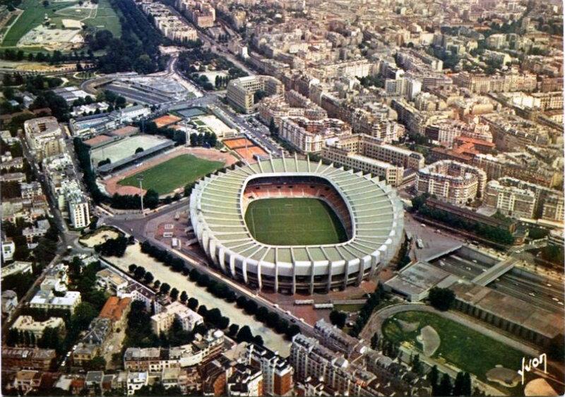 CPM Paris Stade Parc des Princes