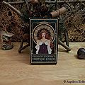 Madame Endora's Fortune Cards - Blog ésotérique Samhain Sabbath
