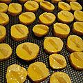 Sables au gingembre
