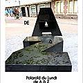 Polaroïd du Lundi - 2013 - de A à Z