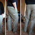 Le pantalon vert de l'ambassadeur