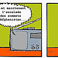 Georges et l'afghanistan