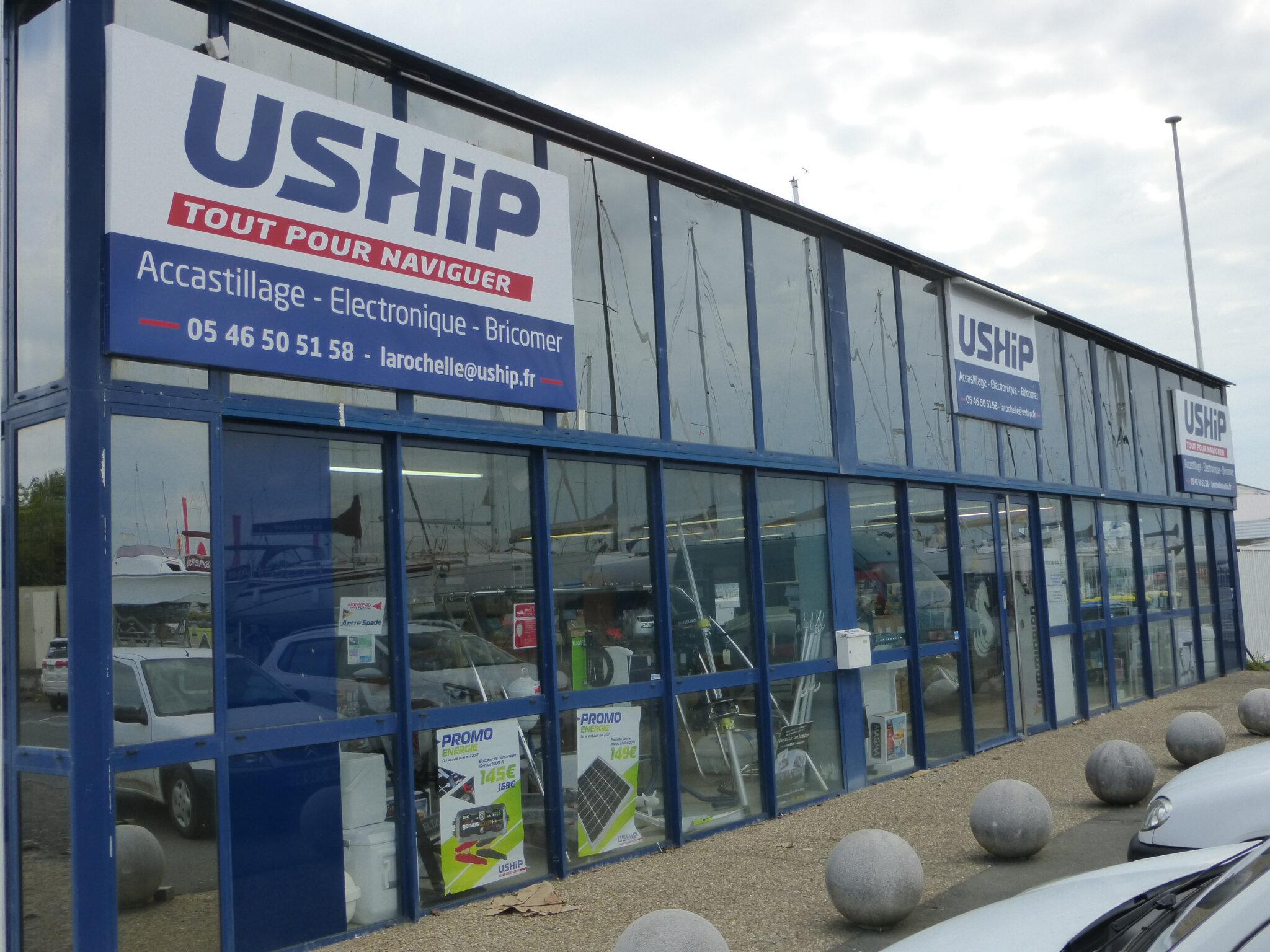 USHIP La Rochelle