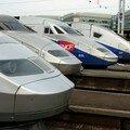TGV à Paris gare de Lyon
