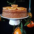 Cake moelleux aux amandes et clémentine