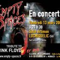 Empty spaces: tribute to pink floyd
