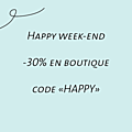 Happy week-end !