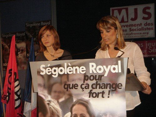 Réunion Pacte Présidentiel - Nice 23/02/07