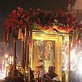 Procession de la Vierge