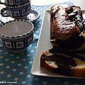 Marbré au chocolat et ricotta (sans beurre)