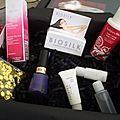 Glossybox belle des champs