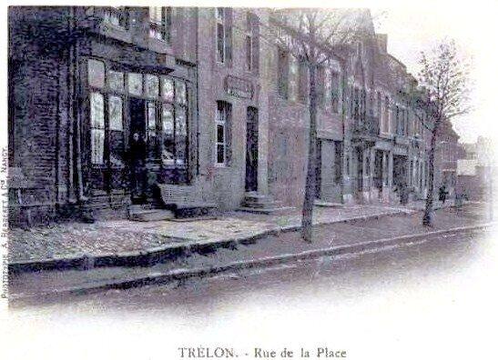 TRELON-Rue de la Place