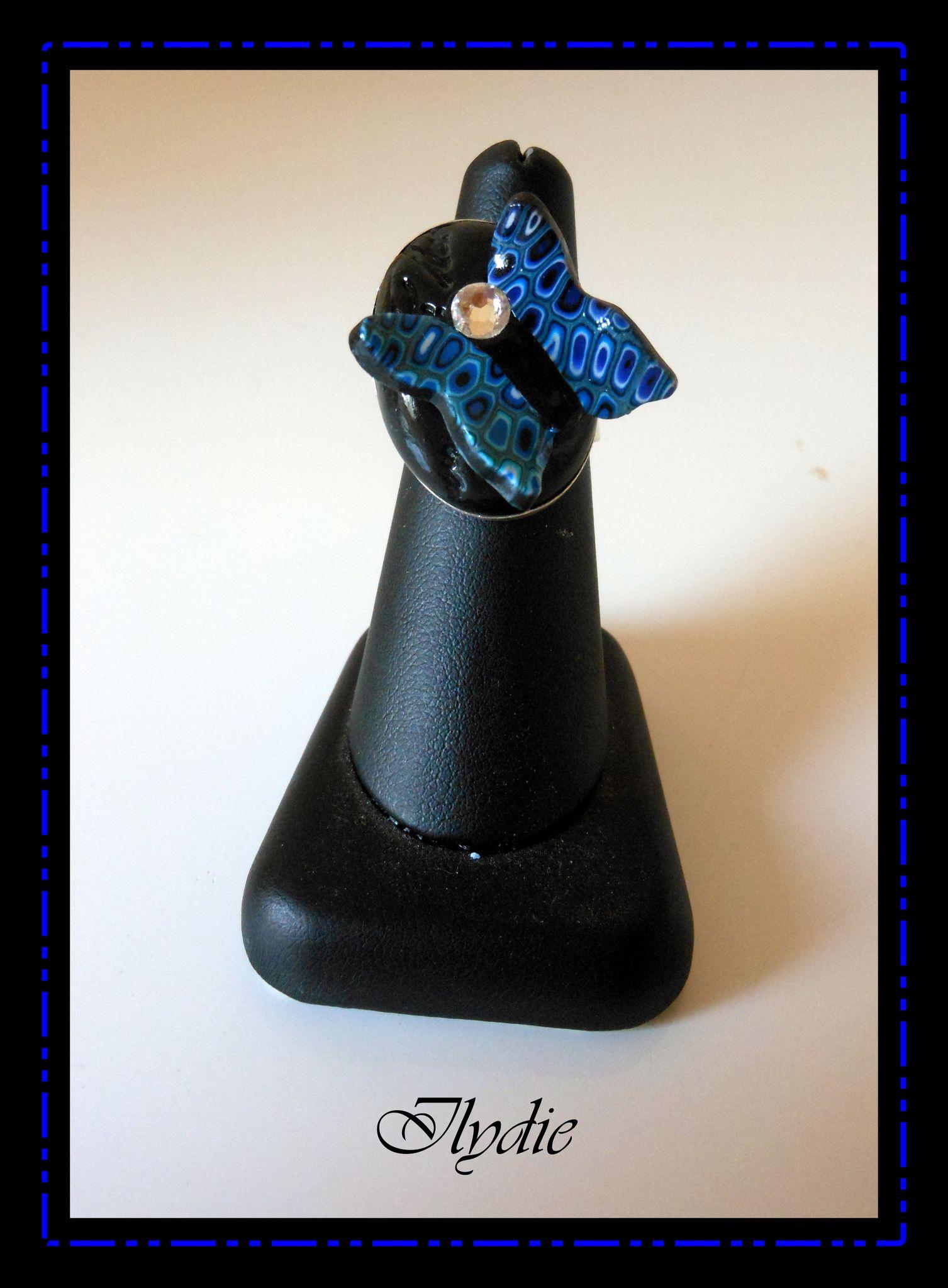 Bague papillon psyk Ba6 (2012)
