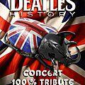 Beatles history en concert au belvédère 28 janvier à 16h