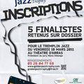Golden jazz trophy, deuxième édition