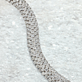 A diamond bracelet, by van cleef & arpels