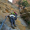 rock climbing tour in tigray