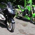 ZX12R et Racer Green