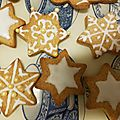 Gingerbread - biscuits en pain d'épices