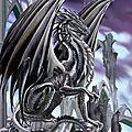 Les dragons dag'arn - roman fantastique - les royaumes d'emeraudes