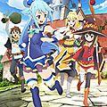 Animes de l'hiver 2015/2016 - premier avis