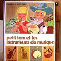 Albums Petit Tom par G. et A. Gree : divers thèmes